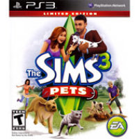 Electronic Arts The Sims 3: Pets (PlayStation 3)