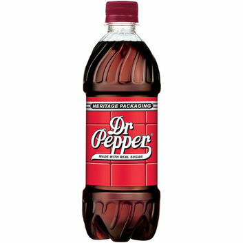 Dr Pepper® Heritage Soda