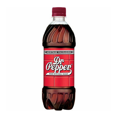 Dr Pepper Heritage Soda