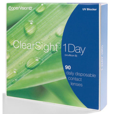Clearsight Contact Lenses 1 Day