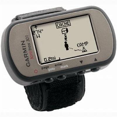 Garmin Foretrex 301 Portable Gps System