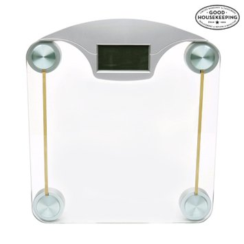 Weight Watchers CONAIR Glass Precision Electronic Scale