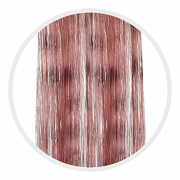 Sultra Hair Extensions Cameo Pink Cheetah