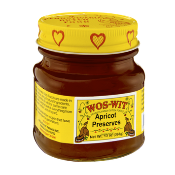 Wos-Wit Apricot Preserves