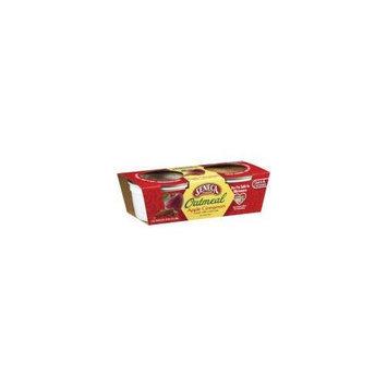 Seneca Apple Cinnamon Oatmeal & Fruit, 6 oz, 2ct
