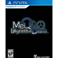 Sega Meiq: Labyrinth Of Death Playstation Vita [PSV]