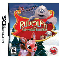 Red Wagon Rudolph the Red-Nosed Reindeer (Nintendo DS)
