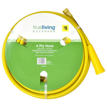 trueliving 4 Ply Water Hose - 5/8