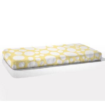 Nook Sleep Systems Nook Sleep Crib Sheet Riverbed Daffodil