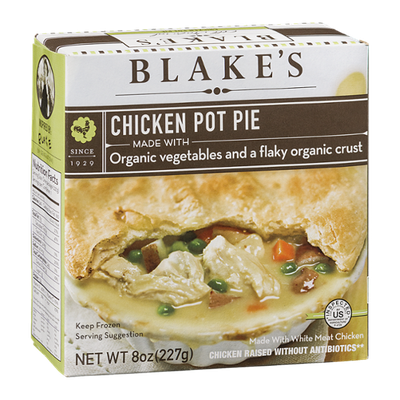 Blake's Chicken Pot Pie