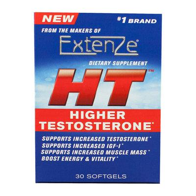 ExtenZe HT Higher Testosterone Dietary Supplement Softgels