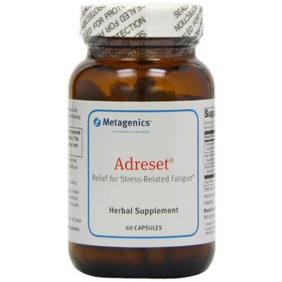 Metagenics Adreset Capsules, 60 Count