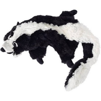 Doggles TYPBSK-01 Plush Bottle Skunk Toy - Black