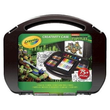 Crayola Ultimate Art Kit - Nickelodeon's Teenage Mutant Ninja Turtles