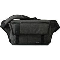Lowepro Streetline SL 140 Camera Messenger Bag, Charcoal Gray