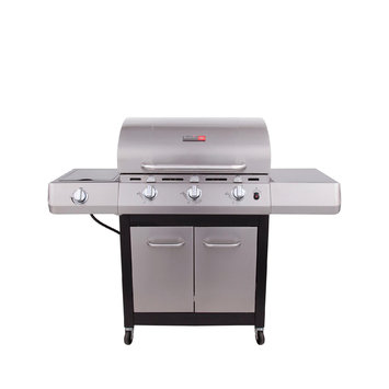Char-broil Char-Broil Infrared 3 Burner Gas Grill w/ Cabinets