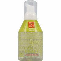 Kiss My Face Corp. Kiss My Face Castile Peace Hand Soap Lemongrass Clary Sage 8 oz