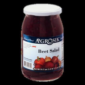 A-grosik Beet Salad