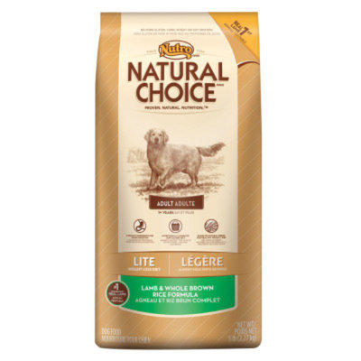 Nutro Natural Choice NUTROA NATURAL CHOICEA Lite Adult Dog Food