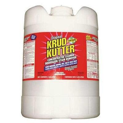 KRUD KUTTER KK05 Cleaner Degreaser, Size 5 gal.