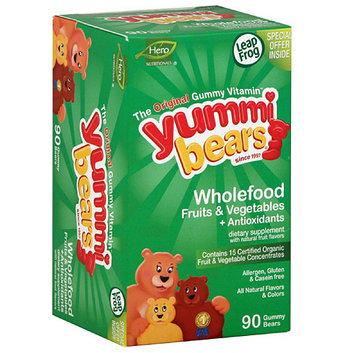Yummi Bears Wholefood + Antioxidants Dietary Supplement