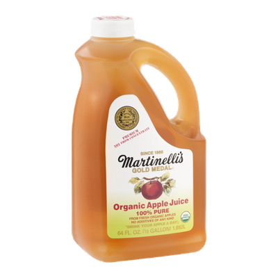 Martinelli's Gold Medal Apple Juice 100% Pure Organic