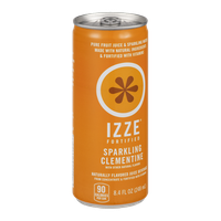 Izze Fortified Juice Sparkling Clementine