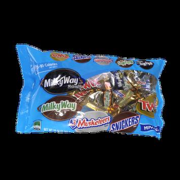 Chocolate Bars Minis Mix Variety Pack