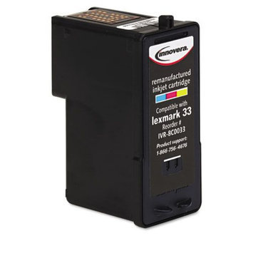Innovera C0033 Inkjet Cartridge, Tri-Color