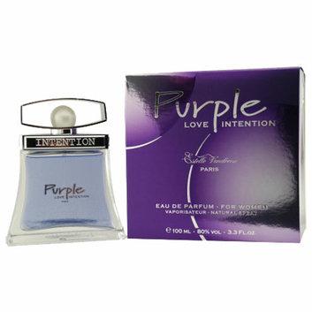 Estelle Vendome Love Intention Purple Eau De Parfum Spray