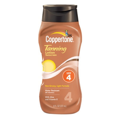Coppertone Sunscreen Lotion