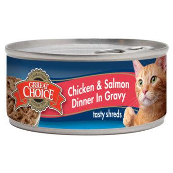 Grreat ChoiceA Tasty Shreds Cat Food