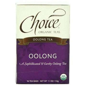 Choice Organic Teas Oolong Tea