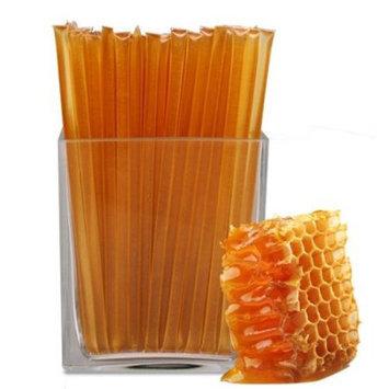 Floral Honeystix - Clover - 100% Honey - Tube Pack of 100 Stix - Honey Sticks