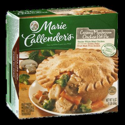 Marie Callender's Pot Pie Creamy Mushroom Chicken