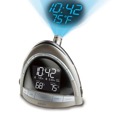 HoMedics SoundSpa Premier AM/FM Clock Radio