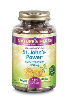 Nature's Herbs St John's-Power 0.3% 300 mg - 180 Capsules