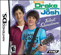 THQ Drake & Josh: Talent Showdown