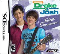 THQ Drake & Josh: Talent Showdown