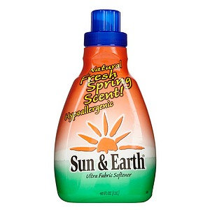 Sun & Earth Ultra Fabric Softener