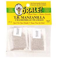 Orale!: Tea Bags Chamomile, 8 Ct