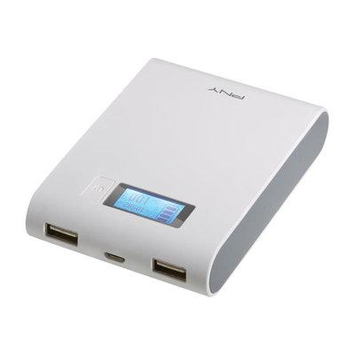 Pny P-B-10400-12-IDW01-R Rechargeable Batt Smartphones Batt 1a/2.4a 10400mah