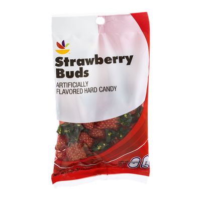 Ahold Strawberry Buds Hard Candy