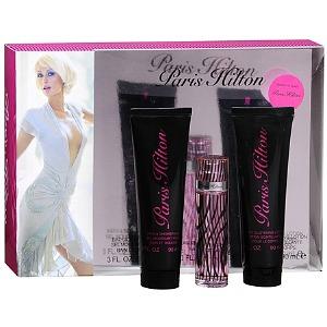 Paris Hilton Fragrance Gift Set