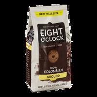 Eight O'Clock Coffee 100% Colombian Ground