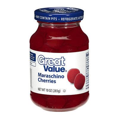 Great Value : Maraschino Cherries
