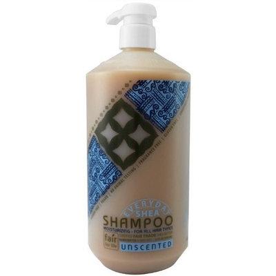 Alaffia EveryDay Shea Shampoo, Unscented, 32 oz (FFP)