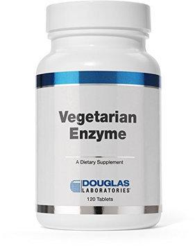 Douglas Labs Vegetarian Enzyme 60 tabs