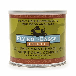Flying Basset Organics Daily Maintenance Nutritional Complex