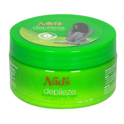 Nads Nad's Depileze Soothing Body Balm for After Hair Removal, 8.5 oz (250 ml)